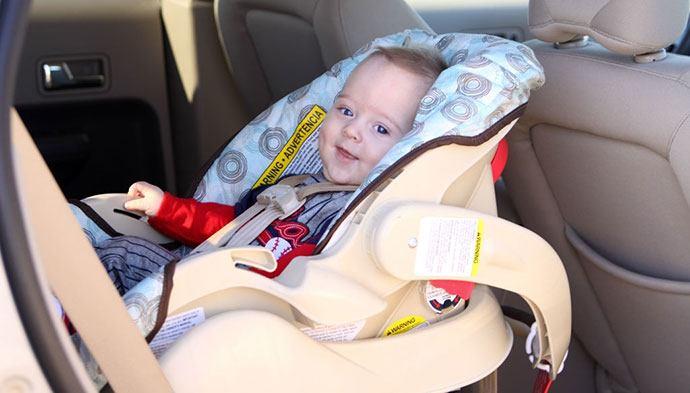 infant car seat regulations