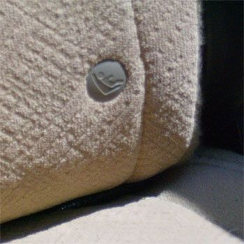 Installing a car seat using lower anchors