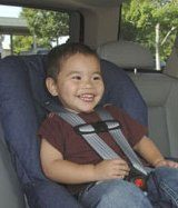 How a child restraint should fit your child?