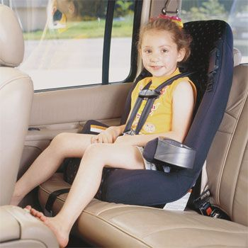 Preschoolers – Forward-facing Car Seats