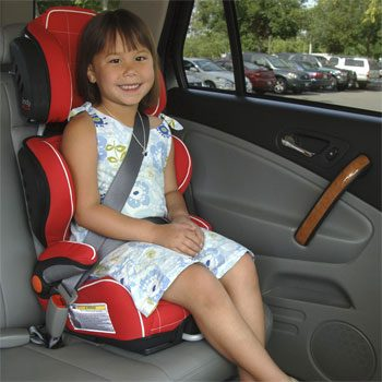 Children Under 4 Feet 9 Inches Tall – Booster Seats 2