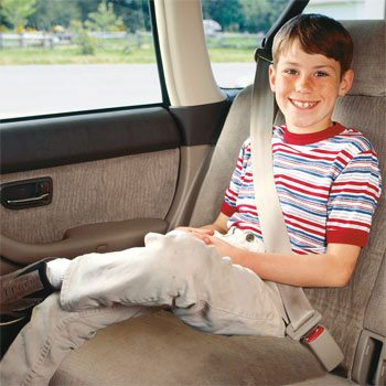 Older Children – Seat Belts