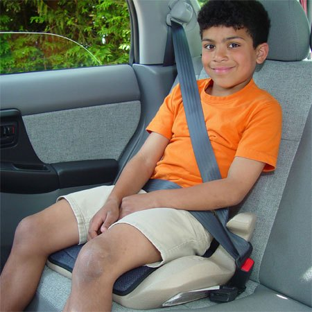 Belt-positioning Booster Seats