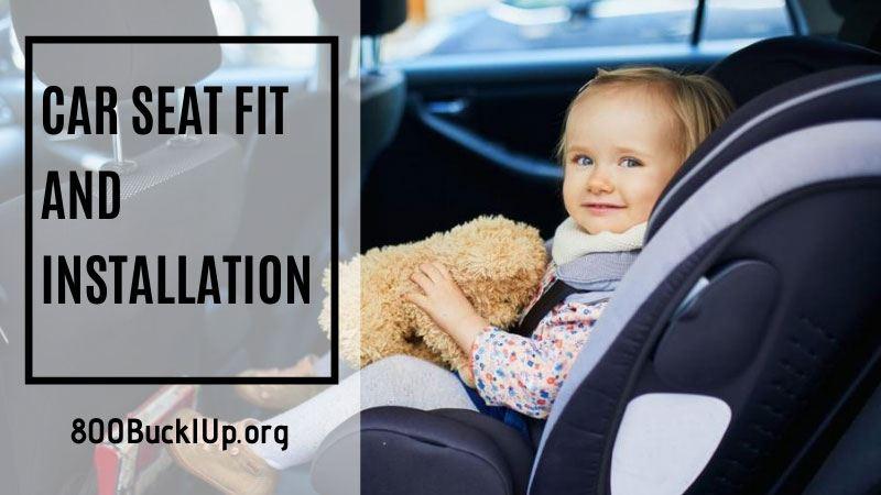 Car Seat Fitting & Installing