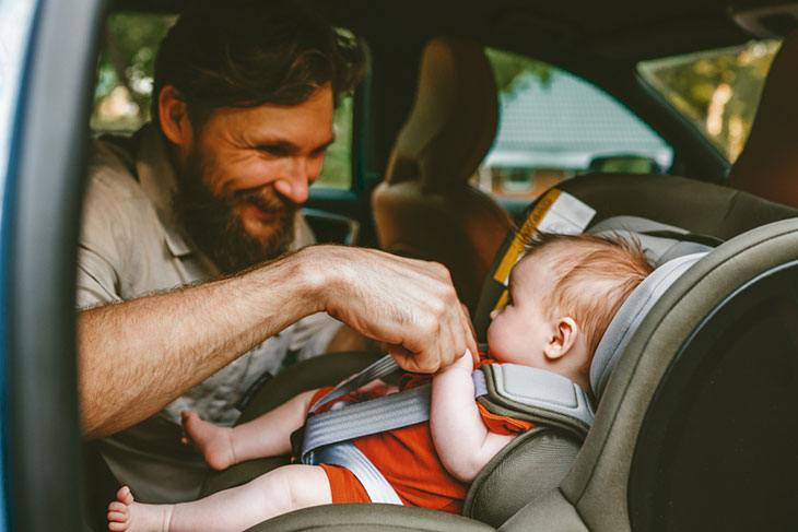 How do I know when my child has outgrown a convertible or forward-facing only car seat