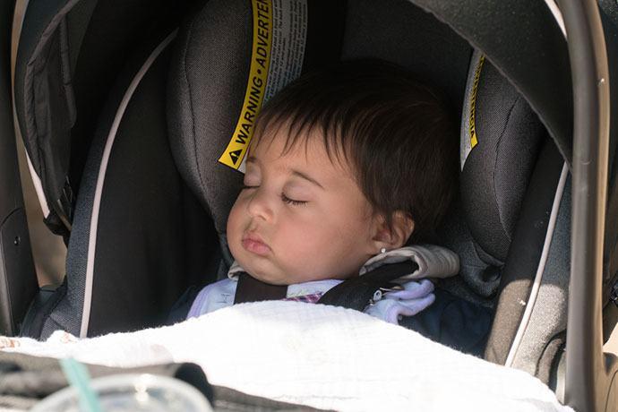 infant car seat laws