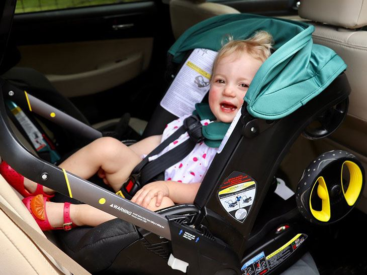 car hire with baby seat auckland airport
