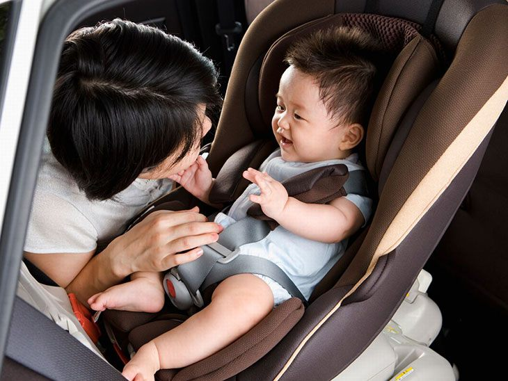 uber car seats anaheim