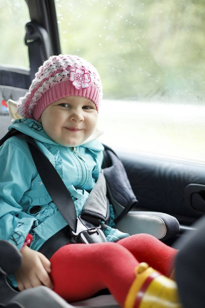alaska car seat requirements