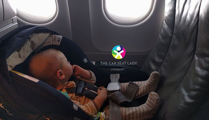is it safe to check a car seat on an airplane
