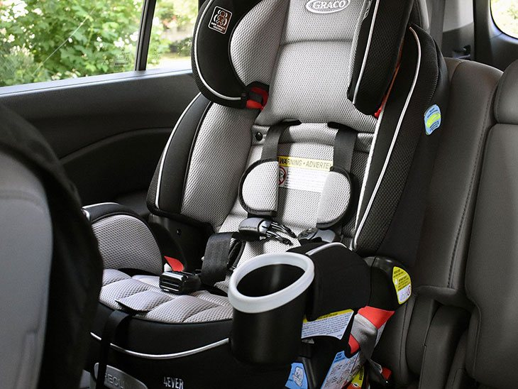 uber car seat bay area
