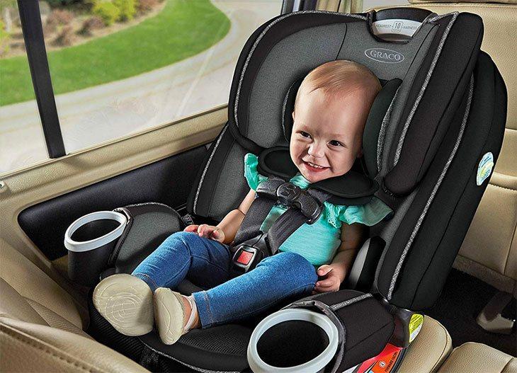 uber car seat brand