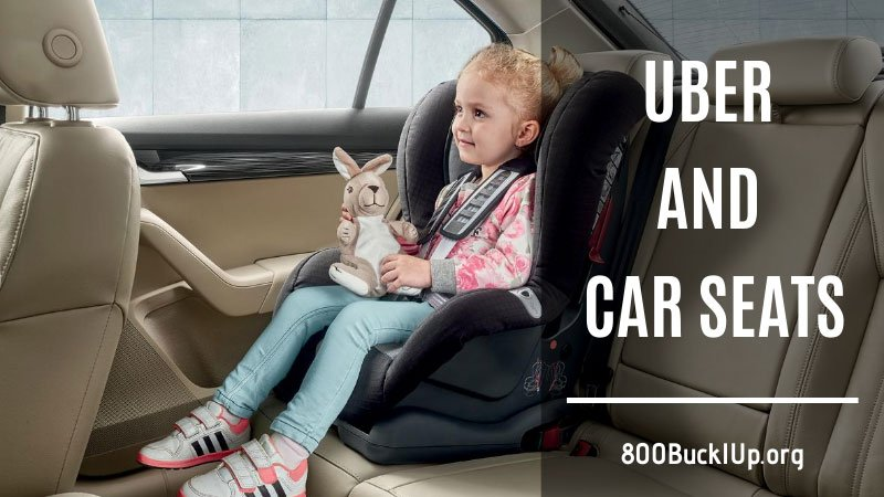 uber and car seats