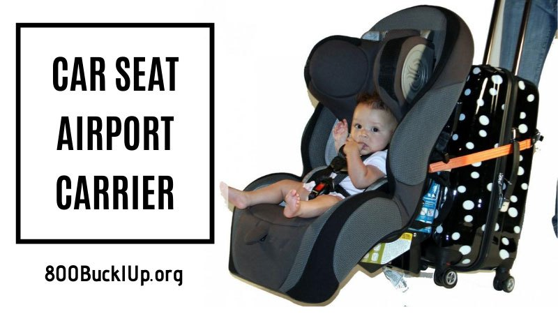 car seat airport carrier