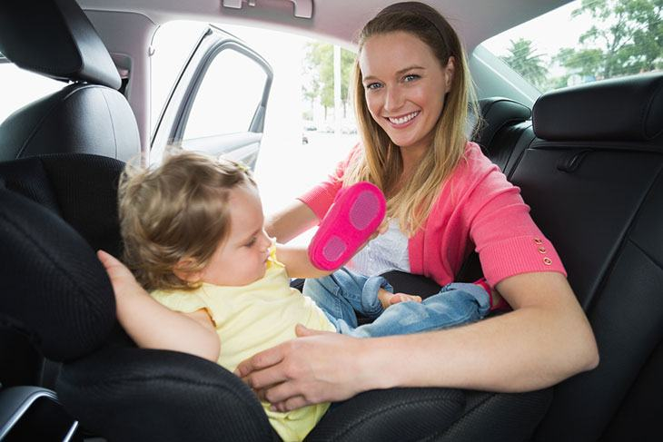 best booster car seat backless