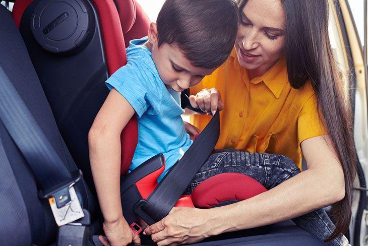 montana booster seat regulations