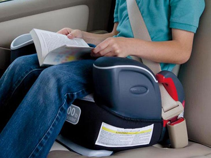 best backless booster seat with latch system