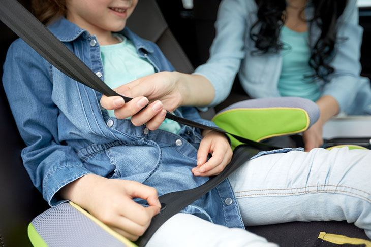 michigan car seat laws front seat