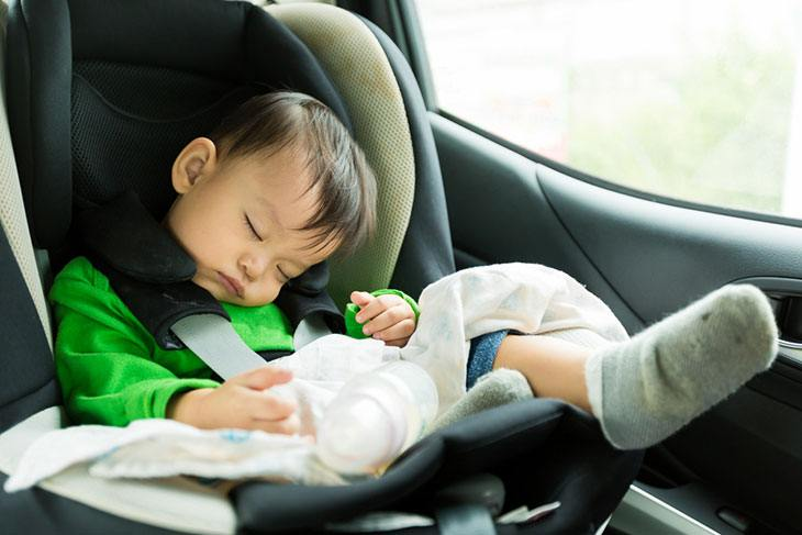 hawaii car seat law rear facing