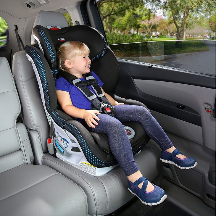 britax boulevard clicktight nanotex review
