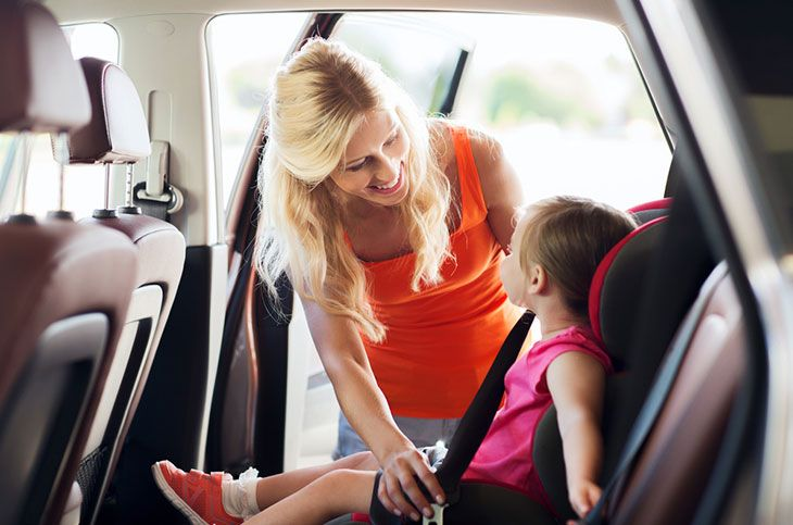 high child safety seat laws