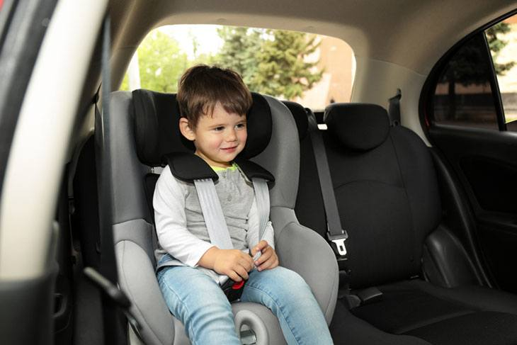 minnesota car seat laws front seat