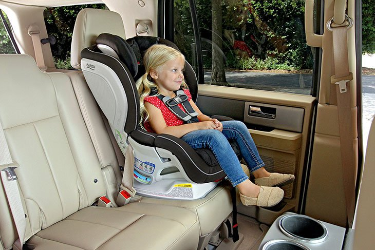 britax advocate clicktight cool flow review