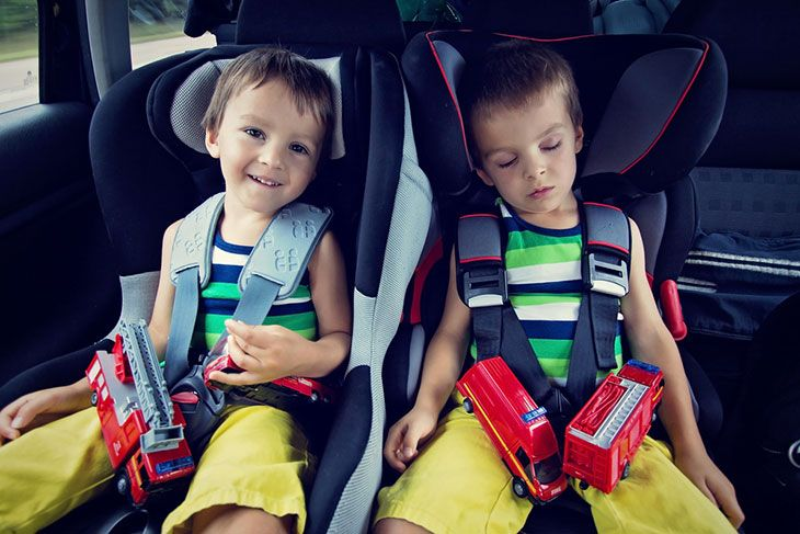 indiana car seat booster laws