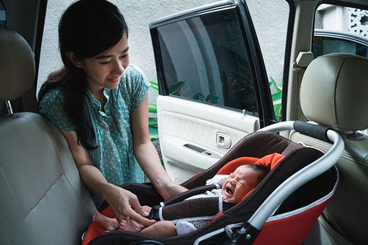 car seat laws in mississippi