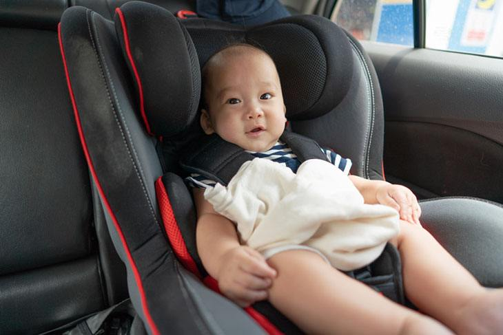 illinois state police car seat laws