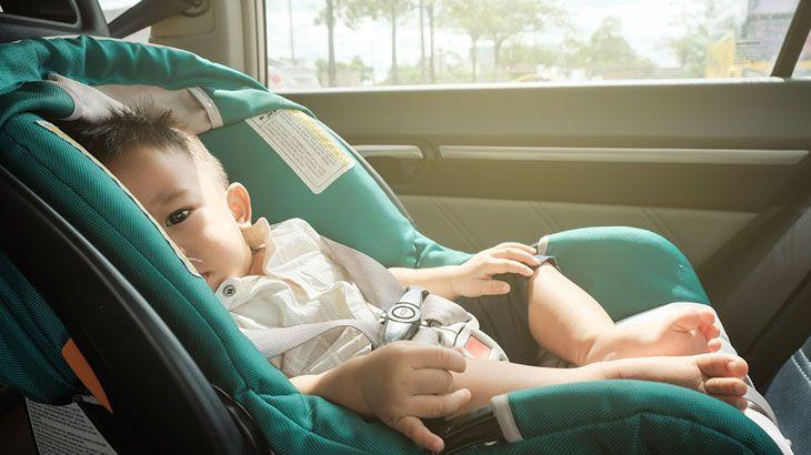 michigan car seat laws front facing