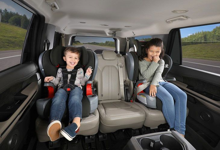 best backless booster seats 2020