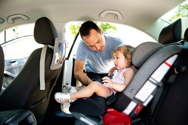 florida car seat laws front facing