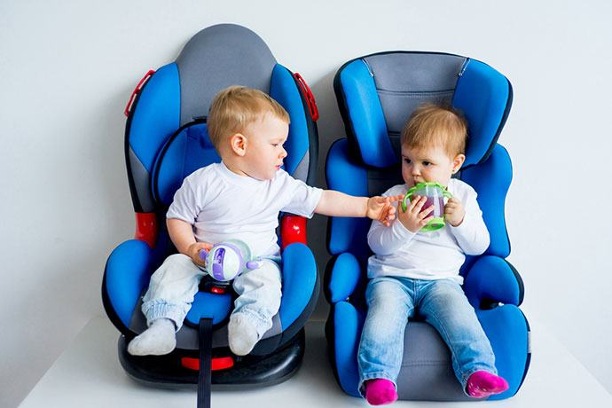car seat recalls evenflo