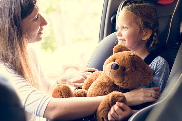 most recommended convertible car seat