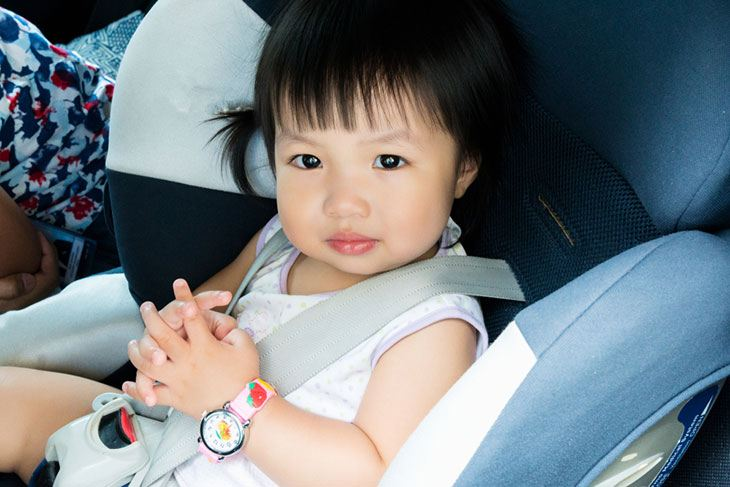 best isofix car seat for a 2 year old