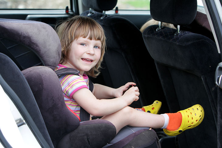 Oklahoma Car Seat Laws, What Is The Oklahoma Law On Car Seats
