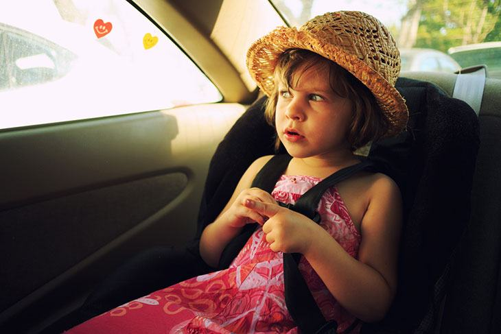 state of ohio baby car seat laws