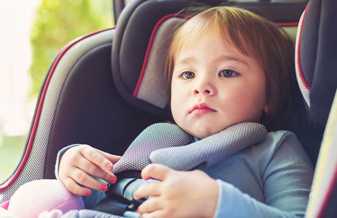 most comfortable and safe convertible car seat