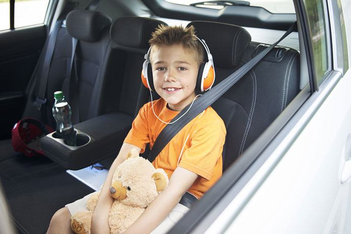 best car seat for tall 6 year old