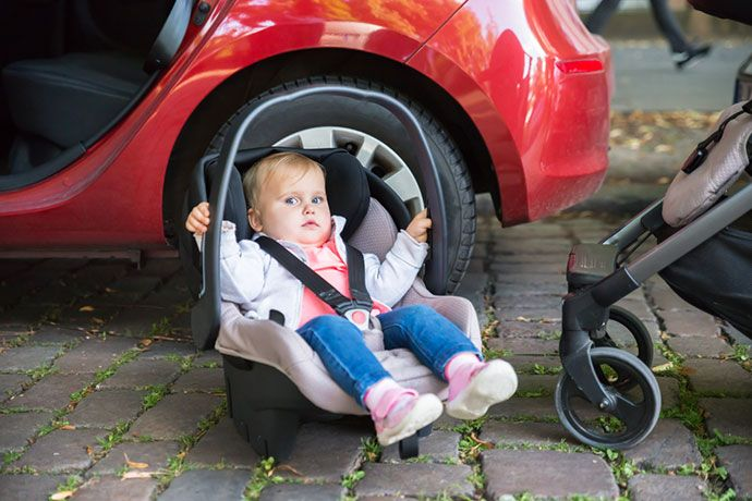 top lightweight infant car seat