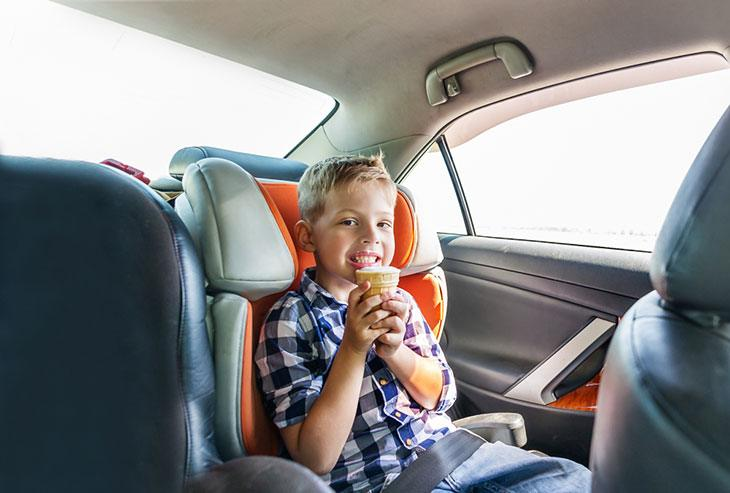 ohio car seat and booster laws