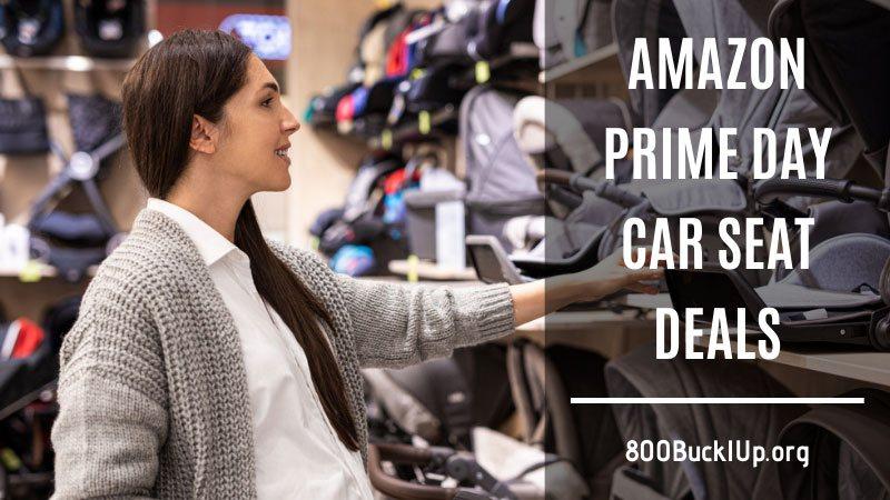 Amazon Prime Day Car Seat Deals
