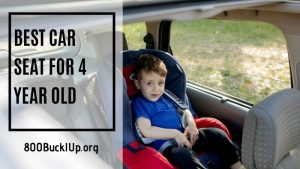 best car seat for 4 year old