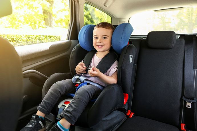 reviews bubblebum car seat