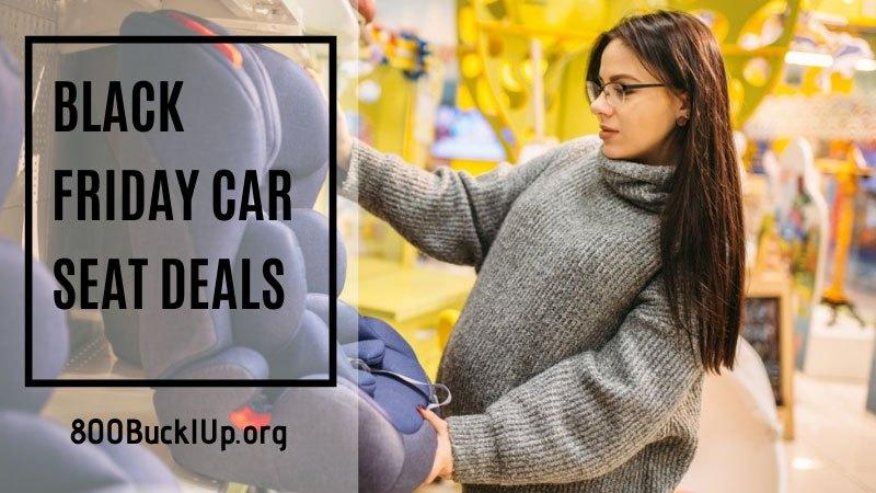 Black Friday Car Seat Deals