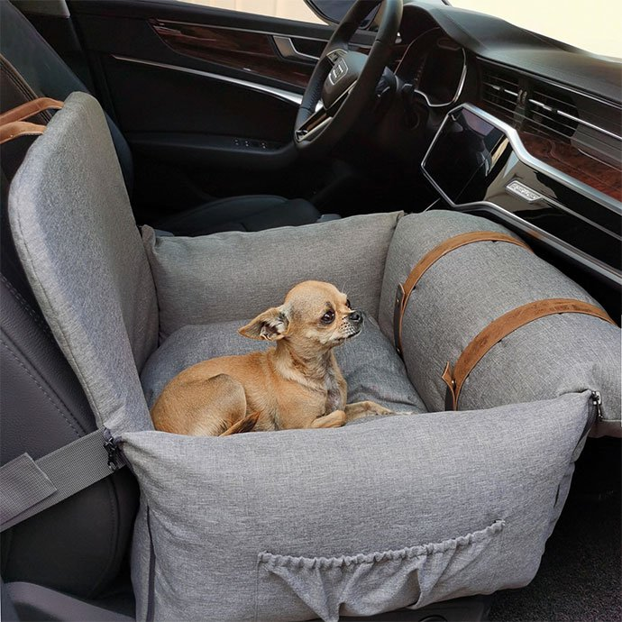 best dog car back seat cover