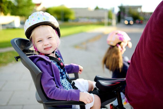 best baby bike seat 2020