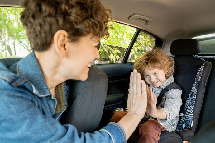 infant car seat hire
