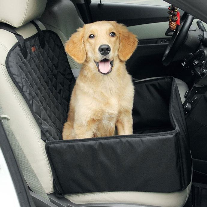 best dog car harness seat belt